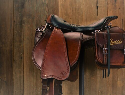 The Saddle Guy carries on a family tradition of saddle making
