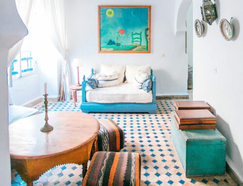 Beat the Alabama heat with cool summer décor