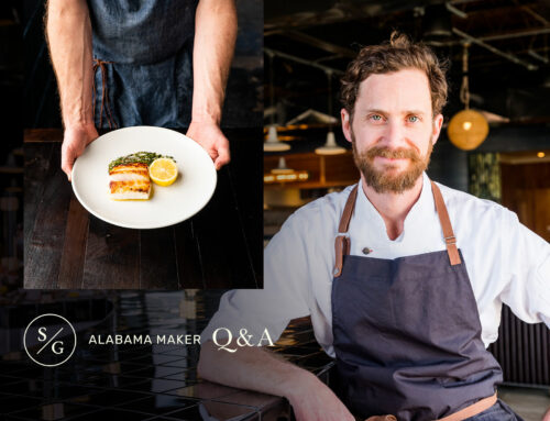 6 questions with chef Adam Evans of Automatic Seafood and Oysters