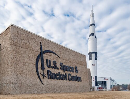 5 Things to do at the U.S. Space & Rocket Center