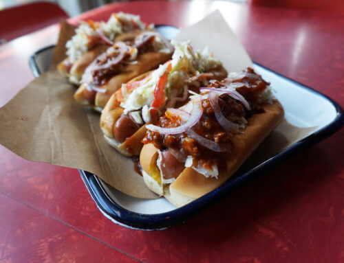 The makings and history of the Birmingham hot dog explained