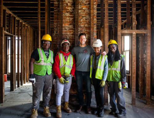 This Alabama school revolutionizes learning and turns students into homeowners
