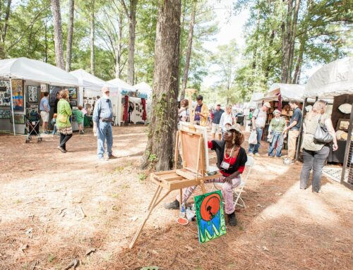 Get your art fill at this two-day festival in Northport